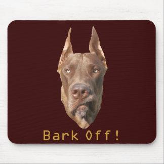 Bark Off, Bark Off! Mouse Pad