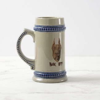 Bark Off Stein/Mug Beer Stein