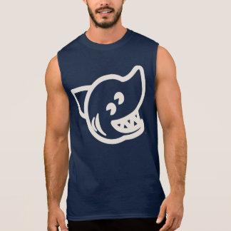 Bark On Surf Dog Sleeveless Shirt
