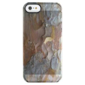 Bark on tree uncommon clearly™ deflector iPhone 5 case