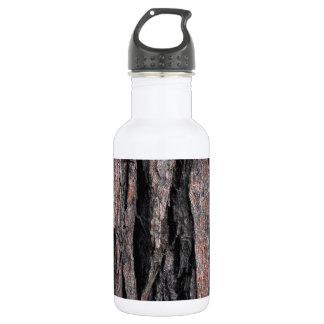 Bark Pattern Water Bottle