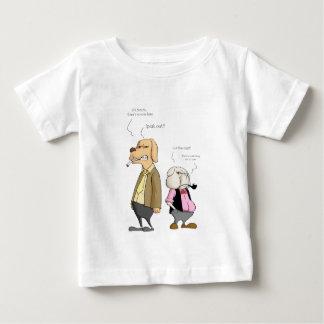 Bark - pet detective baby T-Shirt