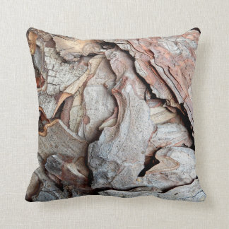 Bark Pillow/Cushion Throw Pillow
