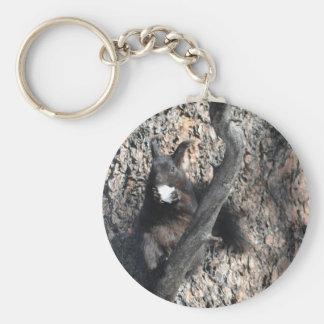 Bark the Squirrel Keychain