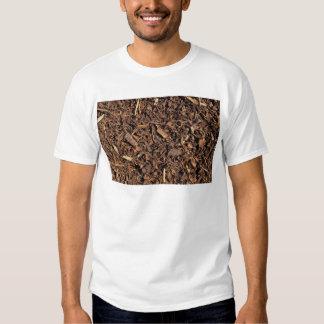 Bark trimmings t shirt