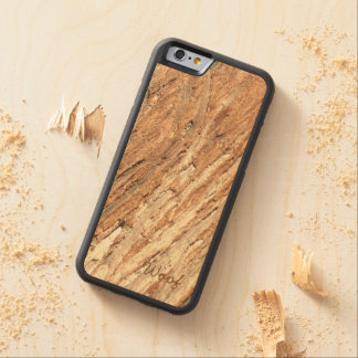 Bark - Wooden Phone Case Carved® Maple iPhone 6 Bumper Case