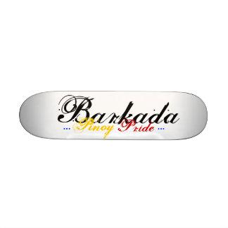 Barkada , ..., Pinoy, Pride, ... Skateboards