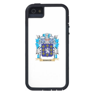 Barker Coat of Arms Case For iPhone 5