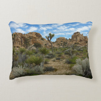 Barker Dam Loop Trail Accent Pillow