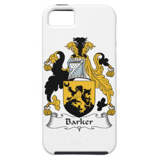 Barker Family Crest iPhone 5 Cases