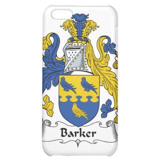Barker Family Crest iPhone 5C Case