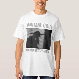 BARKER SKATEBOARDS (ANIMAL CHIN) MAYFAIR T-Shirt