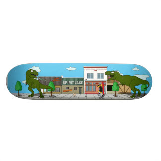 Barker Skateboards (Spirit Lake Idaho) Design