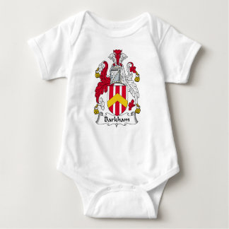 Barkham Family Crest Baby Bodysuit
