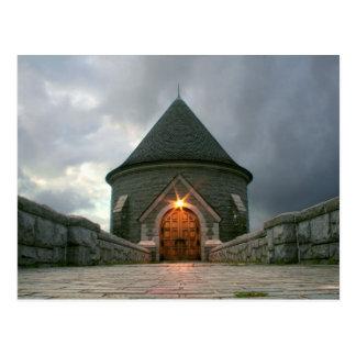 Barkhamsted Reservoir Postcard