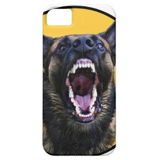 "Barking Belgian Malinois ""Maligator"" iPhone SE/5/5s Case"