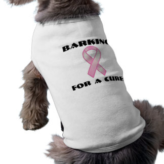 Barking For A Cure Tee