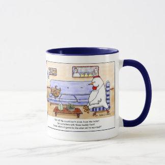 Barking Out Mug