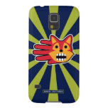 Hand shaped Barking Red Fox Case For Galaxy S5