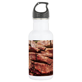 Barking up the wrong tree stainless steel water bottle