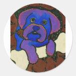 BarkleyWithBone Stickers
