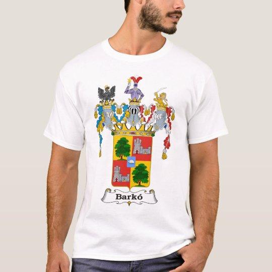 Barko Family Hungarian Coat of Arms T-shirt