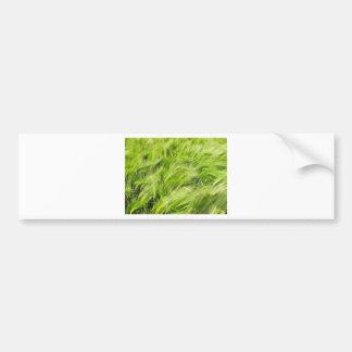 barley bumper sticker