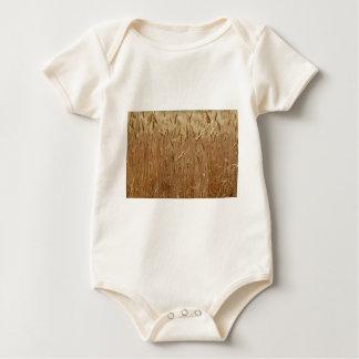 Barley Field Baby Bodysuit