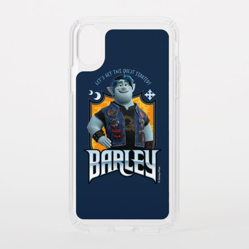Barley - Let's Get this Quest Started Speck iPhone XS Case