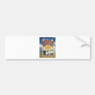 Barley Mow House Bumper Sticker