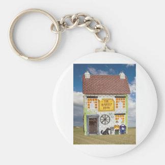 Barley Mow House Keychain