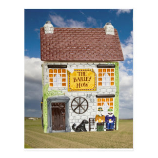 Barley Mow House Postcard