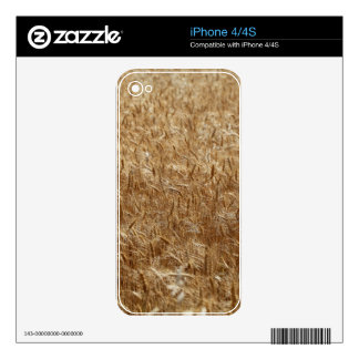 Barley Skin For The iPhone 4S