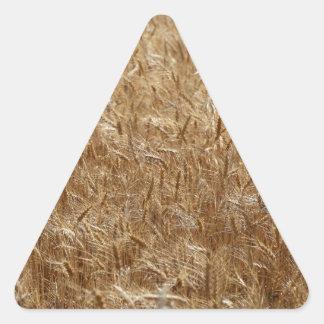 Barley Triangle Sticker
