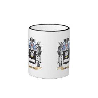 Barlow Coat of Arms - Family Crest Ringer Coffee Mug