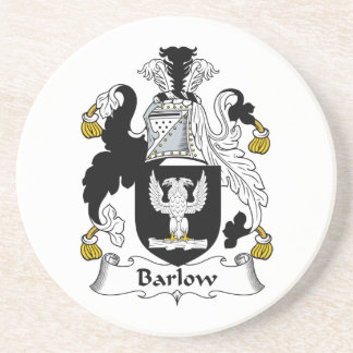 Barlow Family Crest Coasters