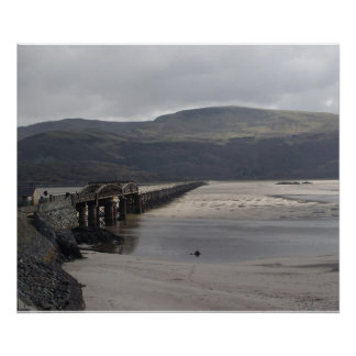 Barmouth Estuary Poster