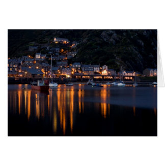 Barmouth Harbour Card