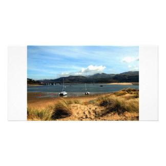 Barmouth North Wales Photo Card