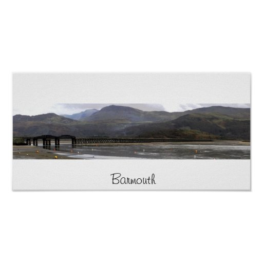Barmouth Póster