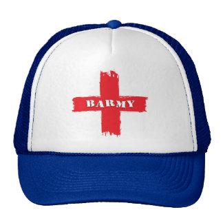 Barmy England Flag Hat