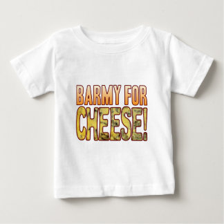 Barmy For Blue Cheese Baby T-Shirt