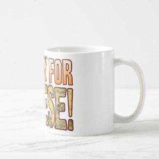 Barmy For Blue Cheese Coffee Mug