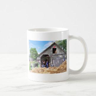 Barn 62 at Horse Haven - Saratoga Coffee Mug