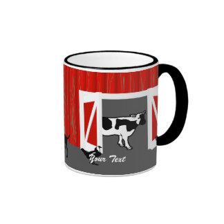 Barn Animals Mug