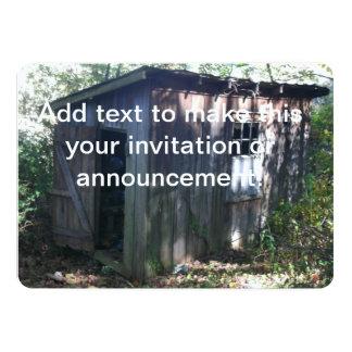 Barn Annex Shed Card
