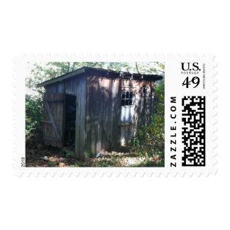 Barn Annex Shed Postage
