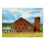 Barn Art in Pa. Greeting Cards