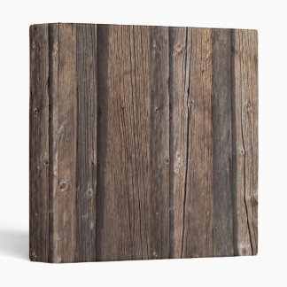 BARN BOARD 3 RING BINDER