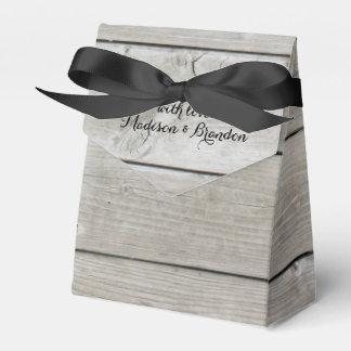 Barn Board Gift Box